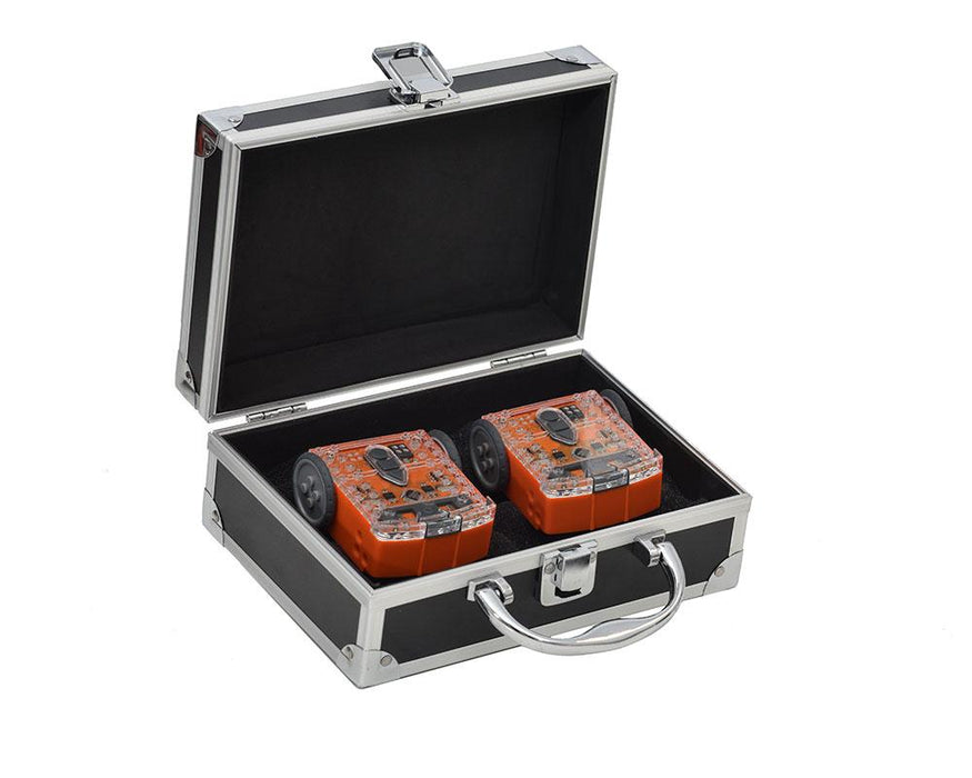 Pack of 2 Edison Robots with Aluminium Case