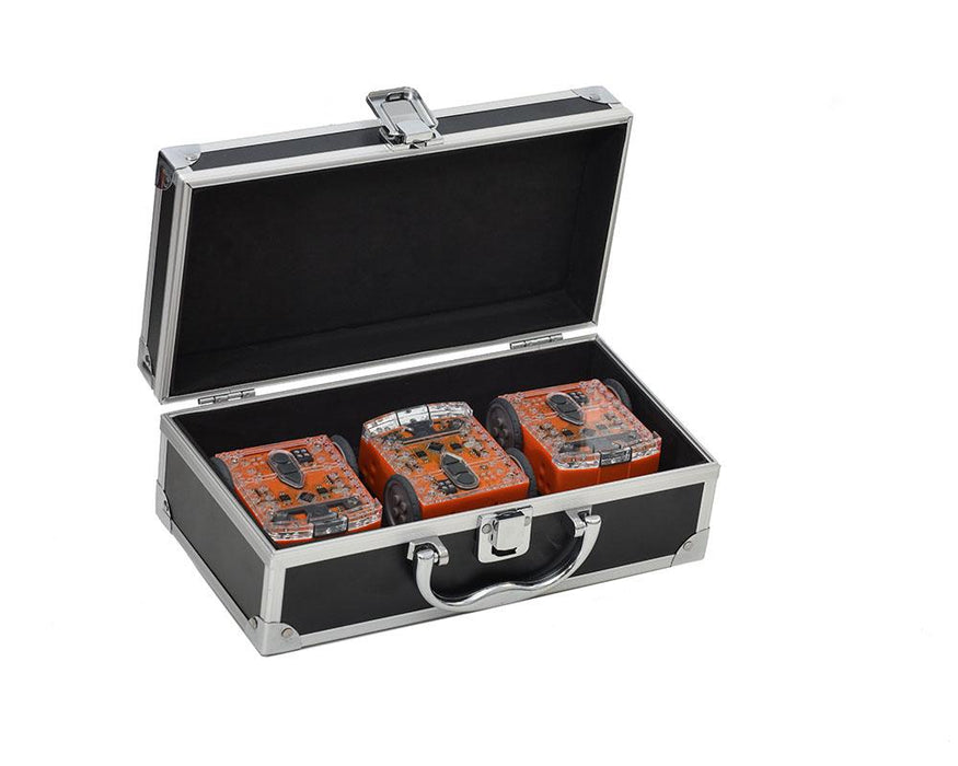 Pack of 3 Edison Robots with Aluminium Case