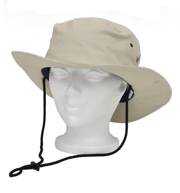 Woremor EMF Protection Bush Hat Beige