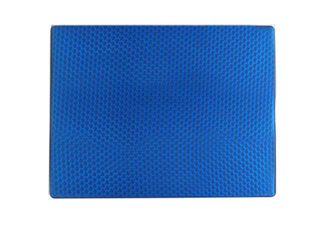 Woremor Radiation-Free Laptop Tray Blue