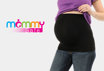 MommySafe: Anti-Radiation Maternity Belly Band