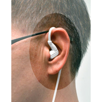 Airobic - Sports Radiation - Blocking Air Tube Headset