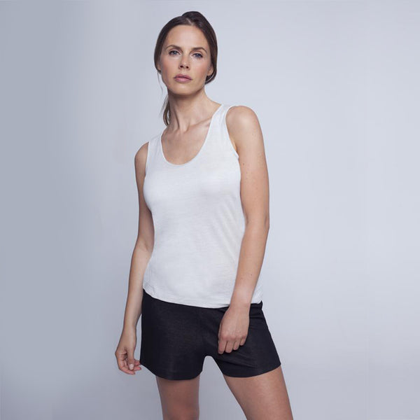 EMF Shielding Ladies Tank Top WM-T18 - front