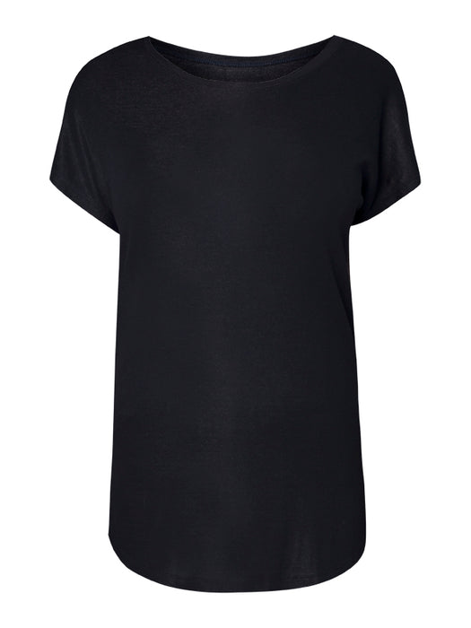 EMF Shielding Ladies T-Shirt WM-TS18 - Black