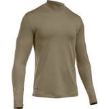 UA Coldgear Infrared Tactical Fitted Mock