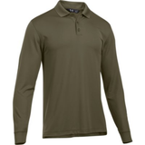 UA TAC Performance Polo Longsleeve