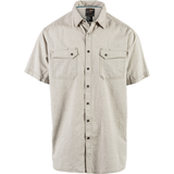 Herringbone S/S Shirt