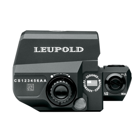 Leupold Carbine Optic (LCO) Red Dot Matte 1.0 MOA Dot