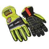 RINGERS GLOVES - HYBRID EXTRICATION HI-VIS