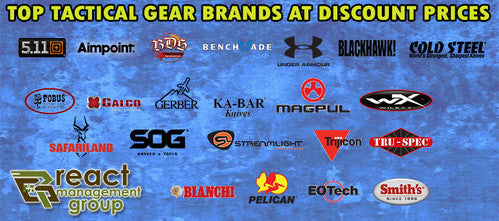 Top Tactical Gear Brands at Discount Prices