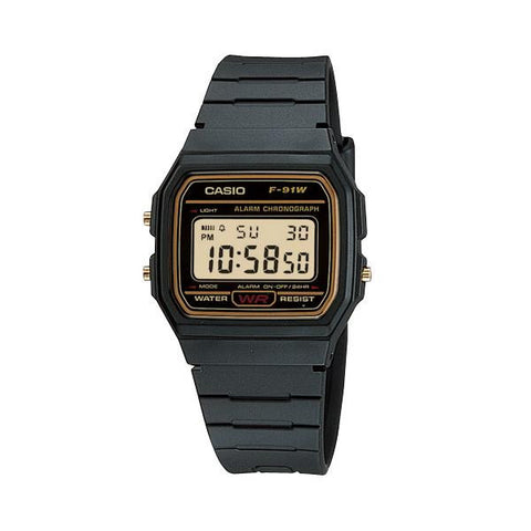 Casio General Watch F-91WG-9Q (18 Months Warranty) F 91WG 9Q