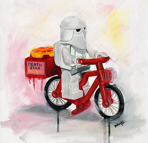 Death Star Delivery