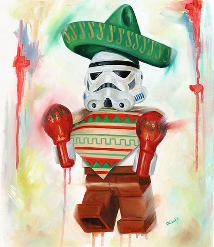 Mexican Trooper