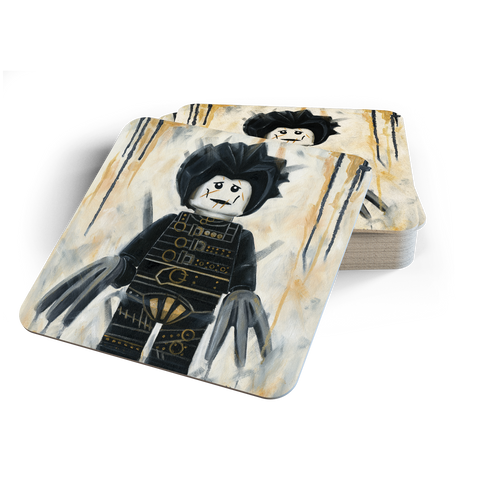 Edwards Scissorhands Coasters