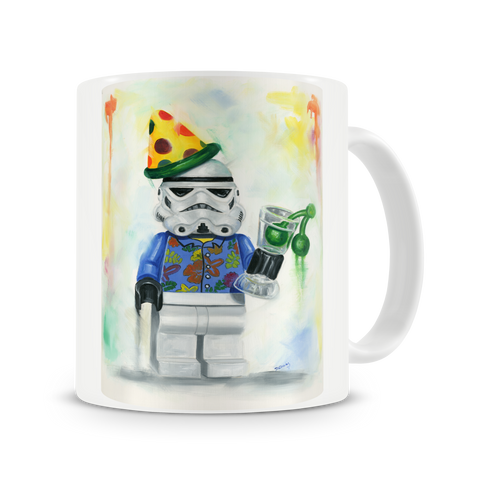 Is It Party Time Yet? Mug