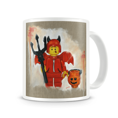Little Devil Mug - Halloween