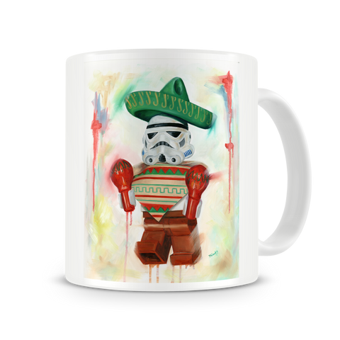 Mexican Trooper Mug