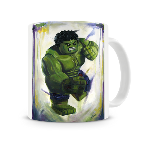 Smash it! Hulk Mug