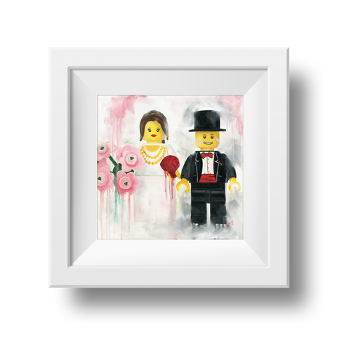 The Happy Couple Print