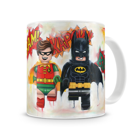 The Dynamic Duo Mug
