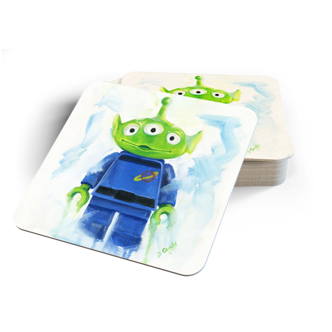 Toy Story Alien Coasters