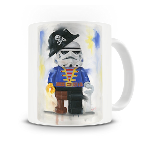 Avast Me Hearties Mug