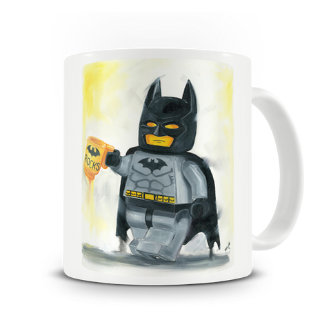 Batman Rocks Mug