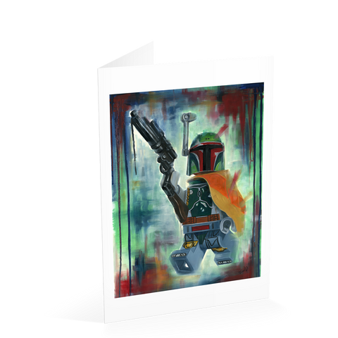 Boba Fett Card
