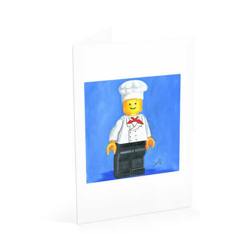Chef Card