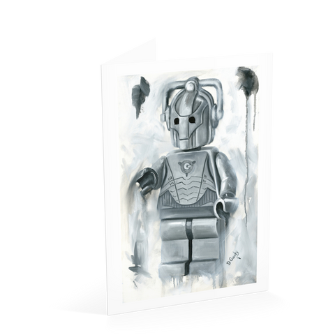 Cyberman Card
