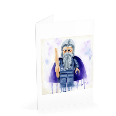 Dumbledore Card