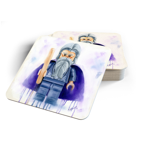 Dumbledore Coasters