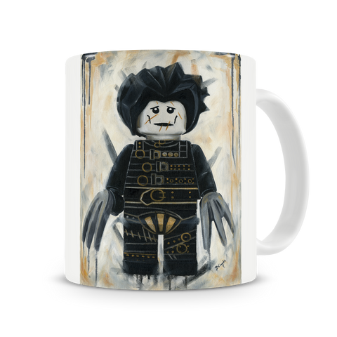 Edward Scissorhands Mug