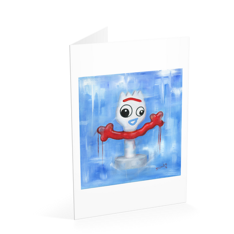 Forky Card