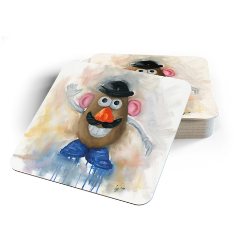 Mr Potato Head Coasters