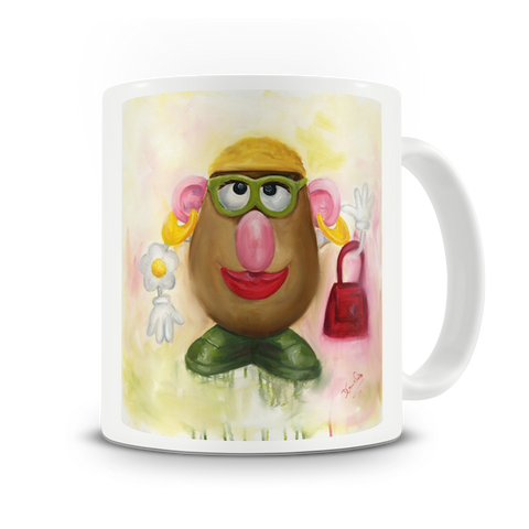 Mrs Potato Head Mug