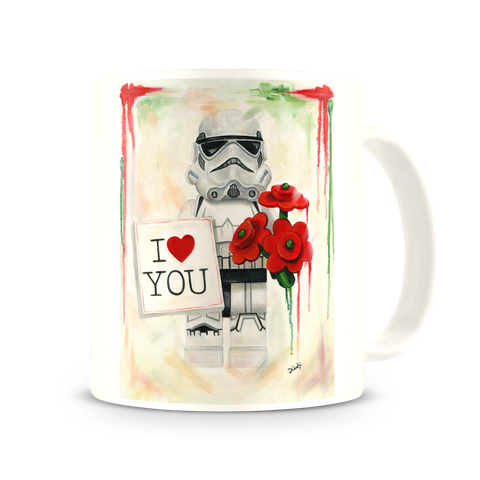 Stormtrooper love Mug
