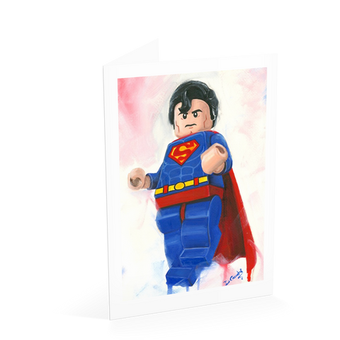 New Superman Card