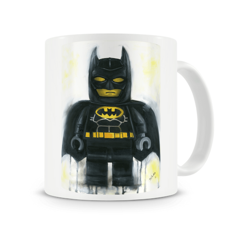 Old Batman Mug