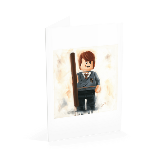 Ron Weasley Card