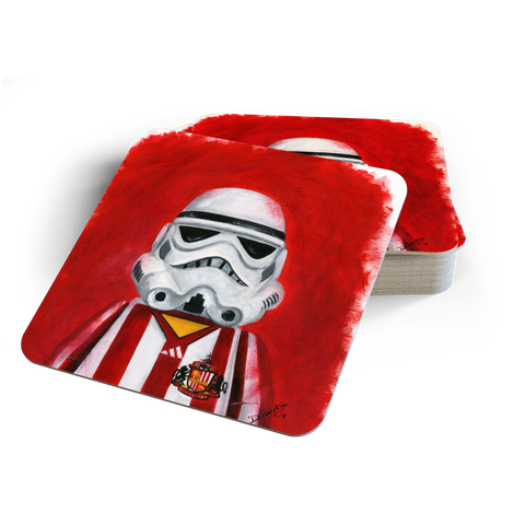 SAFC Trooper Coasters