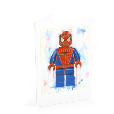 Spiderman Card