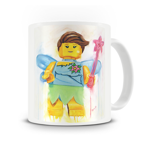 Twinkletoes Mug