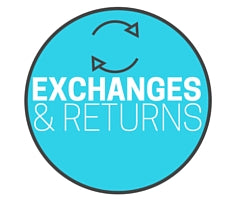 BIG DOG CHAINS - Exchange and Return Policy