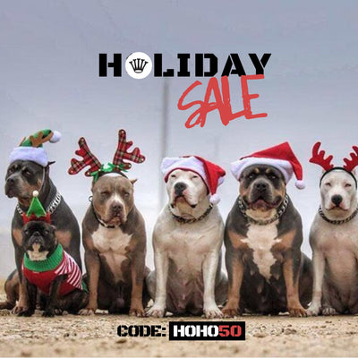 GET $50 OFF ANY LARGE COLLAR