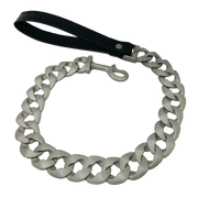MATTE FINISH DOG LEASH | COMMANDER LEASH | BIG DOG CHAINS