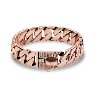 MIDAS_ROSE_Gold_Cuban_Link_Dog_Collar_Largest_Cuban_Link_Chain_Collar_Ever_Made_Perfect_for_XL_Dogs_Over_100_Pounds_Like_XL_Bullies_Bull_Mastiff_Cane_Corso_Pit_Bull_and_More_BIG_DOG_CHAINS