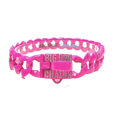 NEON_Pink_Dog_Collar_for_Large_Dogs_Like_Pit_Bulls_Dobernan_Rottweiler_Cane_Corso_and_More_High_Quality_Uniqe_Custom_Pink_Dog_Collar_BIG_DOG_CHAINS