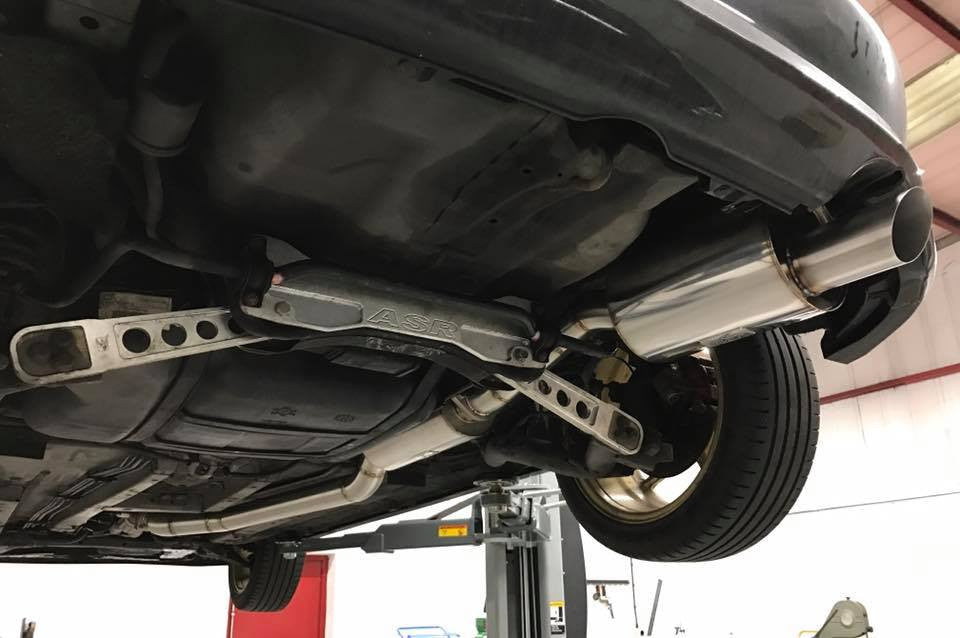 3 Track Ready Catback Exhaust System: 3 Exhaust System At Woreks.co