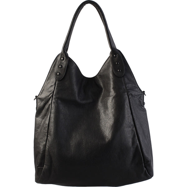 Detachable leather cshoulder strap